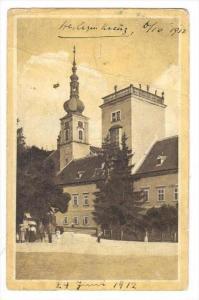 Heiligenkreuz Abbey , Vienna , Austria , PU-1912