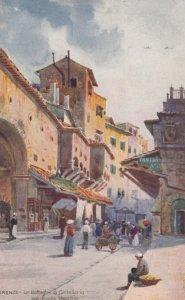 FLORENCE , Italy, 1900-10s ; Ponte Vecchio ;TUCK 7988