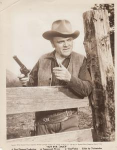Run For Cover James Cagney Western Vintage Large 10x8 Photo