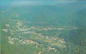 Tennessee Gatlinburg Aerial View