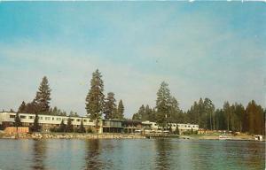 Shore Lodge, Payette Lake, McCall, Idaho, ID, Chrome