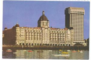 Taj Mahal Hotel Bombay India 1970s 4X6