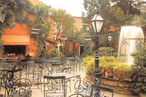 Pat O'Brien's Courtyard - New Orleans, Louisiana, USA