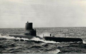 Nautica Submarine Hr. Ms. Zeeleeuw RPPC 04.41