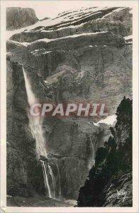 Old Postcard Gavarnie Great Cascade
