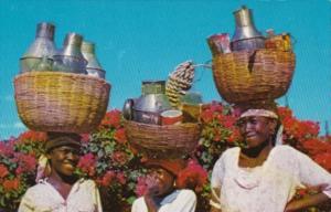 Haiti Petion-Ville Milkmaids