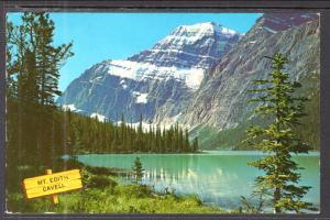 Mount Eduth Cavell,Jasper National Park,Alberta,Canada BIN