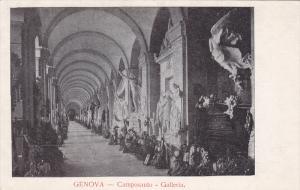 Camposanto - Galleria, GENOVA (Liguria), Italy, 1900-1910s