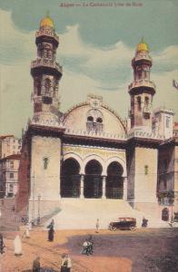 Alger - La Cathedrale (vue de face) , 00-10s