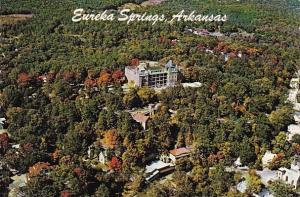 Arkansas Eureka Springs Sometimes Called The Little Switzerland Of America