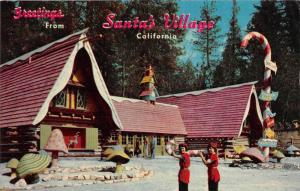 8318  CA Skyforest     Santa´s Village