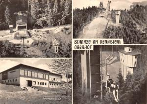 Schanze am Rennsteig Oberhof, Lift Schanzenbaude Cable Car Forest