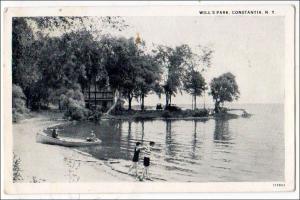 Will's Park, Constantia NY
