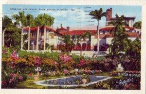 MR & MRS JAMES P. DONAHUE RESIDENCE, PALM BEACH, FL. 1935