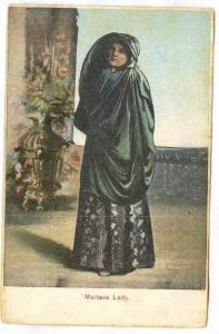 Maltese Lady , Malta, 00-10s