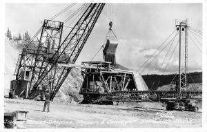 Fairbanks AK Cripple Creek Dragline, Conveyor & Equipment~Crane Shovel~RPPC