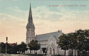 GUELPH, Ontario, Canada, 1900-10s; St George's Church # 2