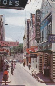 Heerenstraat , CURACAO , N.A. , 50-60s