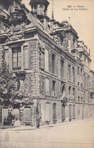 PARIS , France , 00-10s :Hotel de La Valette