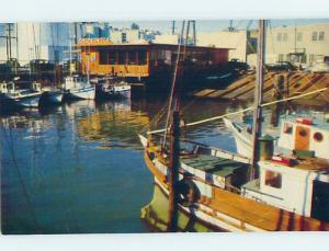 Pre-1980 HARBOR SCENE San Francisco California CA hp7258