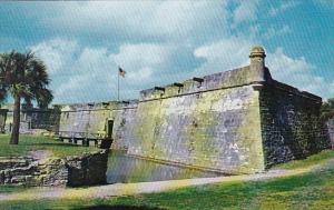 Castillo De San Marcos Saint Augustine Florida
