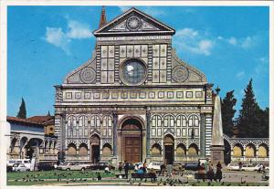 Italy Firenze Sam Maria Novella