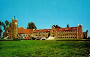 Minnesota Onamia Crosier Monastery and Seminary