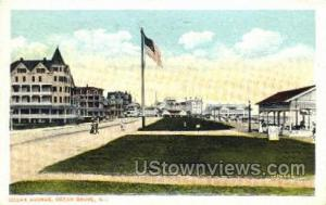 Ocean Avenue Ocean Grove NJ 1915