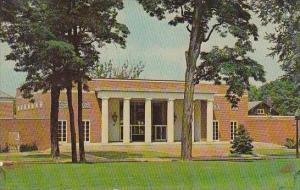 Indiana Crawfordsville Campus Center Wabash College
