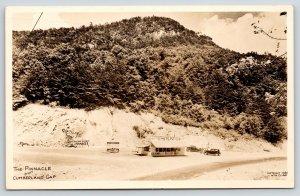 Cumberland Gap TN~Roadside Souvenir Shop~Candy~Drinks~Postcards~1938 Cline RPPC
