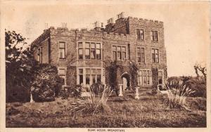 BROADSTAIRS KENT UK BLEAK HOUSE (FORT HOUSE) WARDS POSTCARD