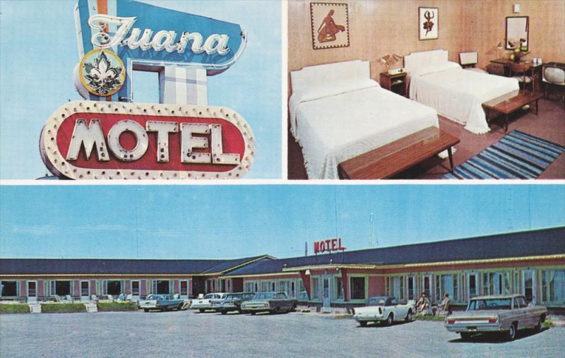 Juana Motel , LOUISVILLE , Quebec , Canada , 50-60s