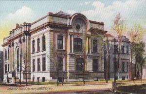 New York Syracuse Public Library Rotograph