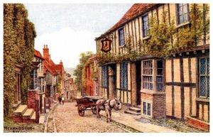 England  Mermaid Street Rye