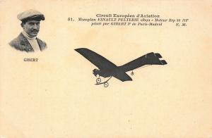 Monoplan Esnault Pelterie Postcard