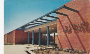 C.L. McLANE High School , FRESNO , California , 50-60s