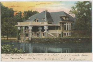 Park Hill Country Clubhouse Yonkers NY 1907