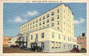 Dixie-Hunt Hotel - Gainesville, Georgia GA