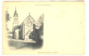 Bourbonne-les-Bains , Haute-Marne department , France. 00-10s; L´Eglise