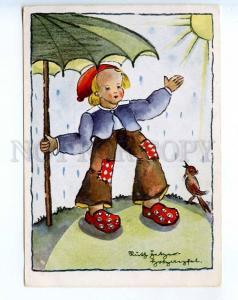 241615 GERMANY CHILDREN Ruth Fetzer-Holzaepfel If bird flew PC