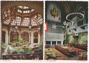 (2 cards) Biltmore House Hotel - Asheville NC, North Carolina
