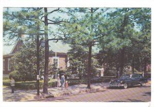 U.S. Post Office, Southern Pines, North Carolina, 40-60s