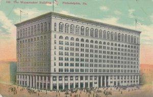 PHILADELPHIA, Pennsylvania, 1910s; The Wanamaker Building