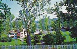 View Of Hopewell Village Morgantown Pennsylvania