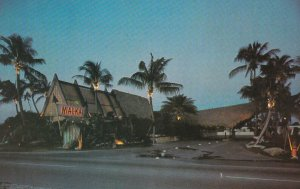 FORT LAUDERDALE , Florida , 1950-60s ; MAI-KAI Restaurant