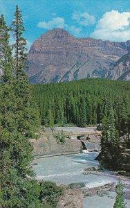 Canada Natural Bridge Yoho National Park British Columbia