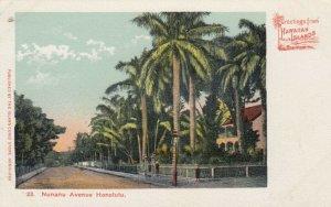 Nunanu Avenue , HONOLULU , HAWAII , PMC 1898