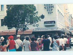 Pre-1980 STORE SHOP SCENE Willemstad Curacao AF3011