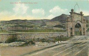 Boise Idaho State Penitentiary C-1910 Postcard #160765 Harvey 21-7219