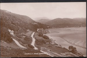 Wales Postcard - Dolgelly Road, Barmouth   A2620
